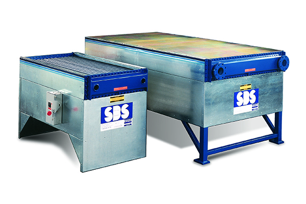SBS Quench Oil Coolers