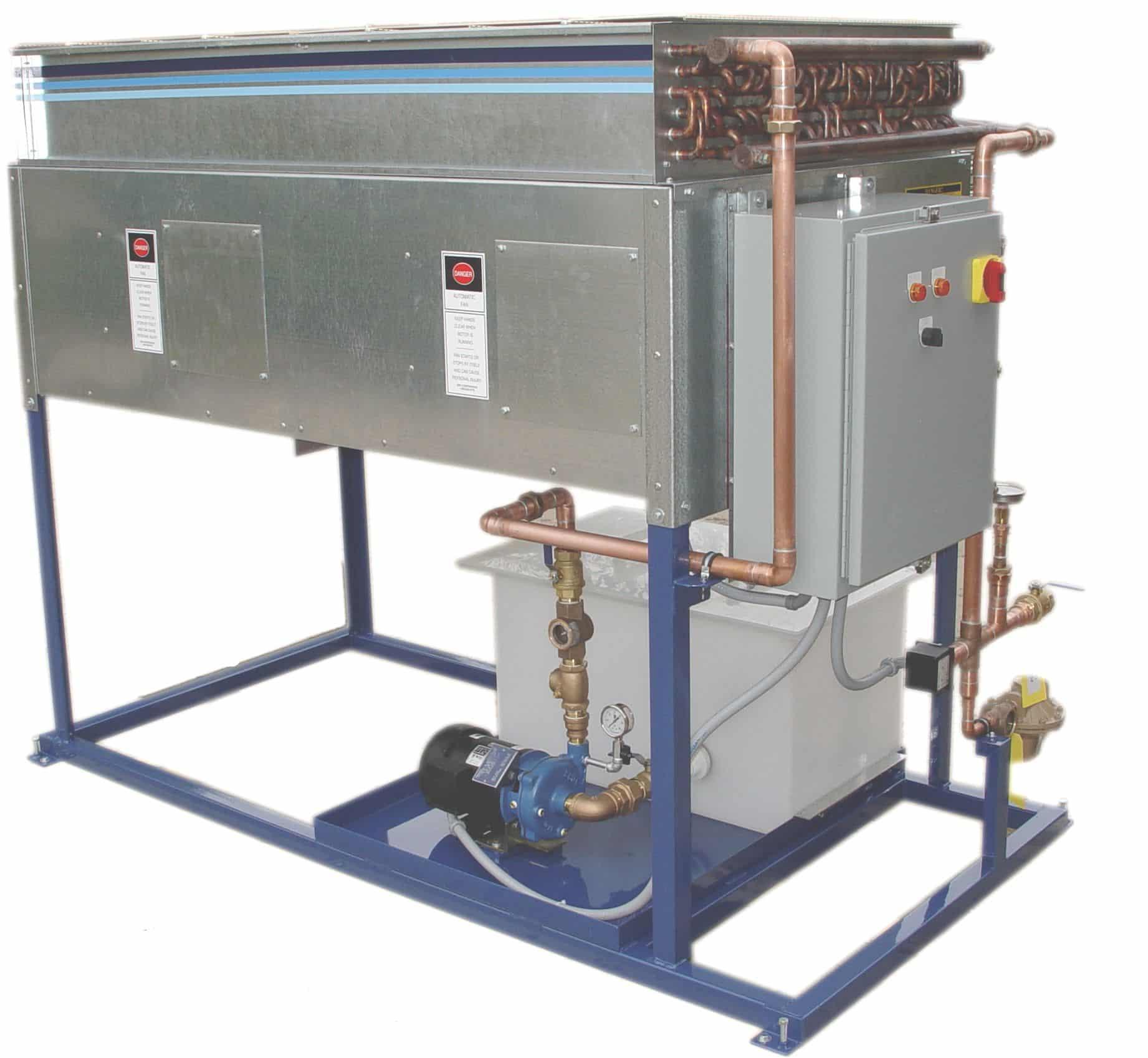 Closed Loop Fluid Cooler : Closed loop water cooling package sbs corporation