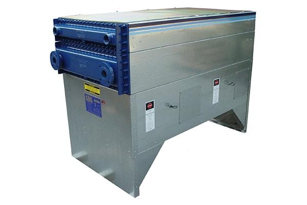 SBS Quench Air Oil Cooler Double Decker